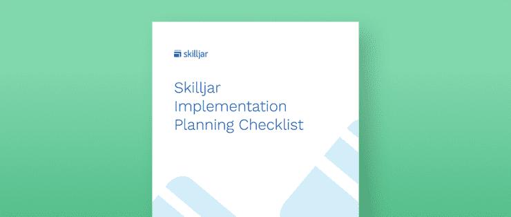 Implementation Planning Checklist