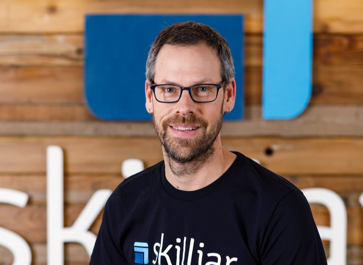 Jason Stewart CTO - Co-Founder