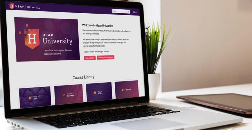 Customer Success LMS Heap University