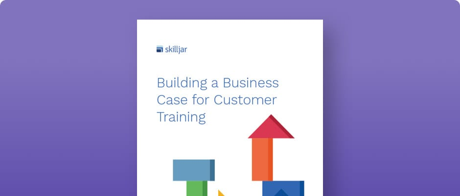 business case for customer training ebook