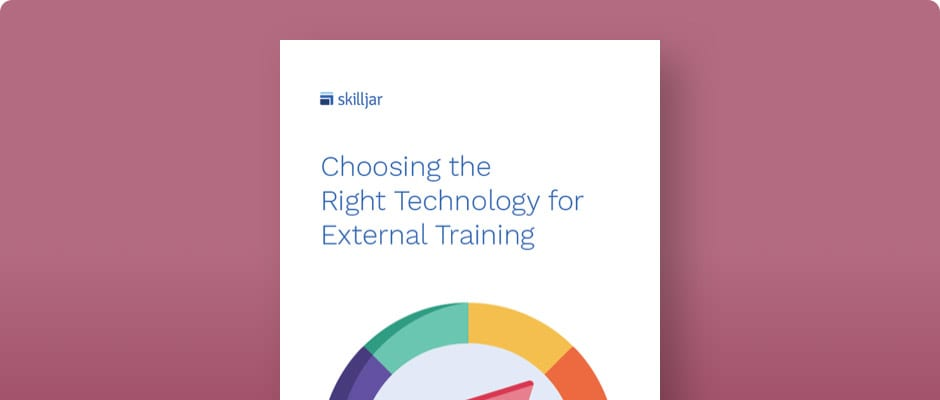 choosing the right technology for external training ebook