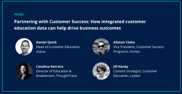 Partnering with Customer Success Panel