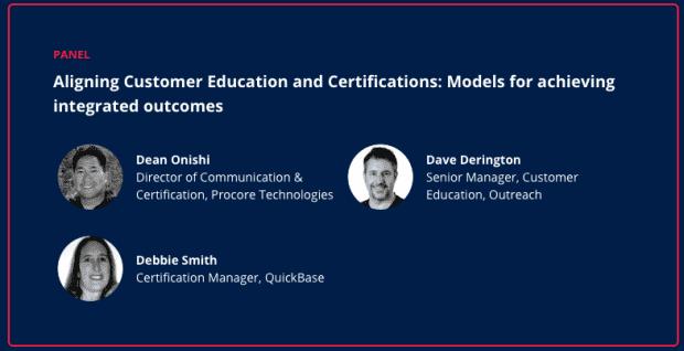 Certifications Panel