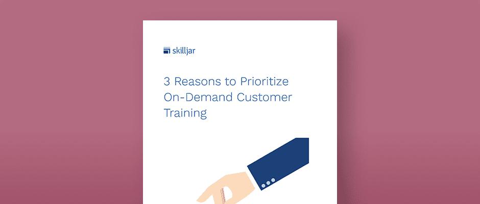 Prioritizing On-Demand Training