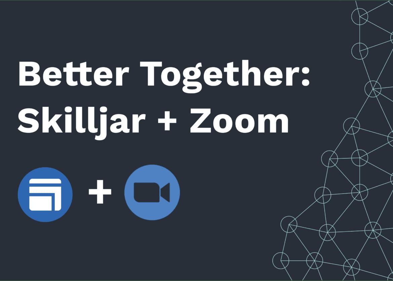 Skilljar and Zoom