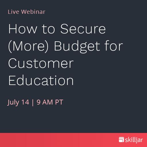Securing Budget Webinar